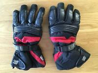 Buffalo Leather Motorcycle gloves (XL