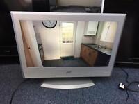 """Jvc 26"""" LCD hd freeview tv"""