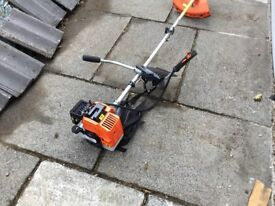 AS New Petrol Grass Trimer and brush cutter only used once