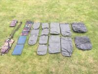 Waterproof drybags and some ex mil kit