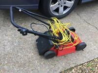 Used Electric Lawnmower
