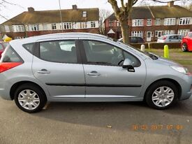 Peugeot 207 SW 1.6 HDi S 5dr (a/c)