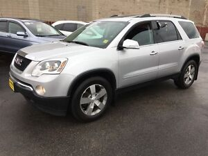 2012 GMC Acadia SLT1, Automatic, Sunroof, Third Row Seating, AWD