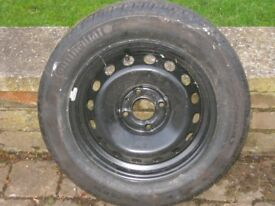 BRAND NEW UNUSED TYRE AND WHEEL