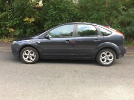 2007 Ford Focus 1.8 Style 12 months mot low mileage