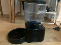 Pet Feeder for Cats and Dogs (used)