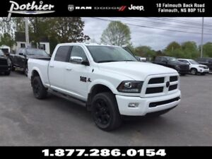 2017 Ram 3500 Laramie | DIESEL | LEATHER | 5TH WHEEL/GOOSENECK |