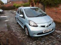 Toyota Aygo 1.0 VVT-i Sport 5dr. 05 reg. Good condition.