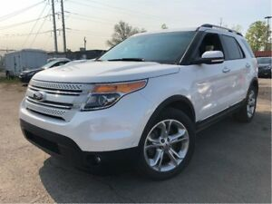 2015 Ford Explorer Limited 4x4 NAV LEATHER