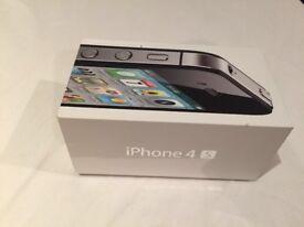 iPhone 4s black 16gb on EE £60ono