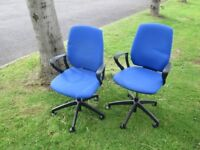 2 Office Swivel Chairs for Sale