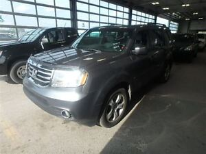 2012 Honda Pilot LEATHER ROOF