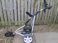 POWAKADDY ELECTRIC GOLF TROLLEY