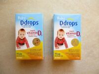 Baby Ddrops Vitamin D