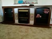Electric fireplace free to uplift from Bucksburn