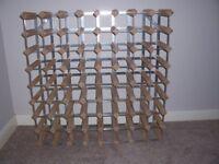 72 bottle wine rack