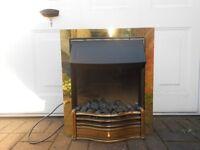 Dimplex Danesbury Fire, 2KW fan heater