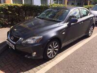 Lexus IS250 SE-L+Auto+SAT Nav+Leather+87K Only+FSH+LED lights+Excellent Condition