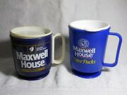Maxwell House Coffee Cup