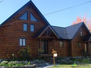 489 000$ - Chalet à vendre à Beaulac Garthby