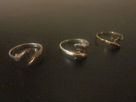 GOLD / SILVER JEWELLERY - RINGS