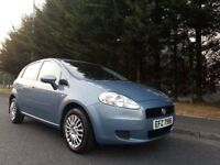 DECEMBER 2010 FIAT PUNTO SOUND 1.4 8v PETROL 5DOOR IMMACULATE LOW MILEAGE EXAMPLE ONLY 40k MOT MARCH