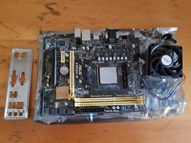 Asus A55BM-E & AMD A10 7850K BE