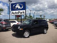 2014 Jeep Patriot Sport/North/ AWD/ CRUISE CONTROL/ ALLOY WHEELS