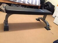 GYMANO Flat Weights Bench