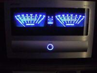 Beautiful Advance Acoustic MAA-406 Audiophile Power Amplifier 150WPC Boxed Mint mcintosh quad arcam