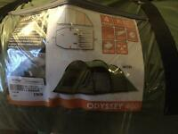 Odyssey 400 Tent & Tent Canopy
