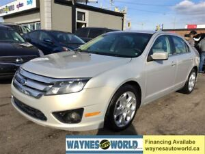 2010 Ford Fusion SE 2.5L I4 **LOW KM**