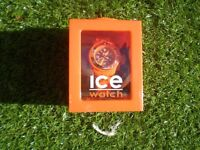 ICE WATCH - !! WILL DELIVER FREE OF CHARGE IN LOCAL AREA !!