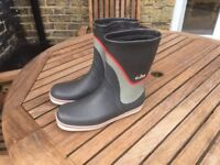 Sailing boots by GILL