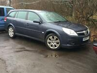Vauxhall Vectra 1.9cdti 16v 150bhp 2006 For Breaking