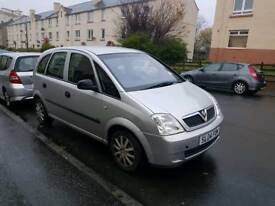 Vauxhall Meriva 1.6 Life well looked after
