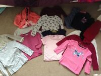 Bundle of girls clothes mainly 4-5