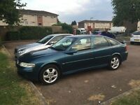 Vauxhal vectra sxi like sri cheap quick sale