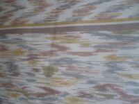 Vintage Cotton Material - 1984 Weston Hyde / Shimmer - 4.5 meters