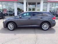 2012 Toyota Venza AWD ONLY 65 KM'S VERY SHARP