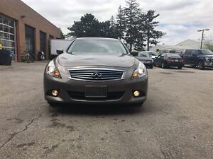 2012 Infiniti G37 Sport/AWD/One Owner/No Accidents/Ontaria car