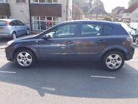 2008/08 Vauxhall Astra 1.6,5 doors,