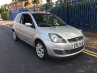Ford fiesta 1.25