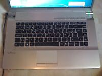 Laptop Sony Vaio VGN-FW31ZJ
