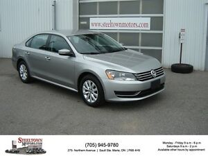 2013 Volkswagen Passat 2.5L|Heated Seats|Bluetooth