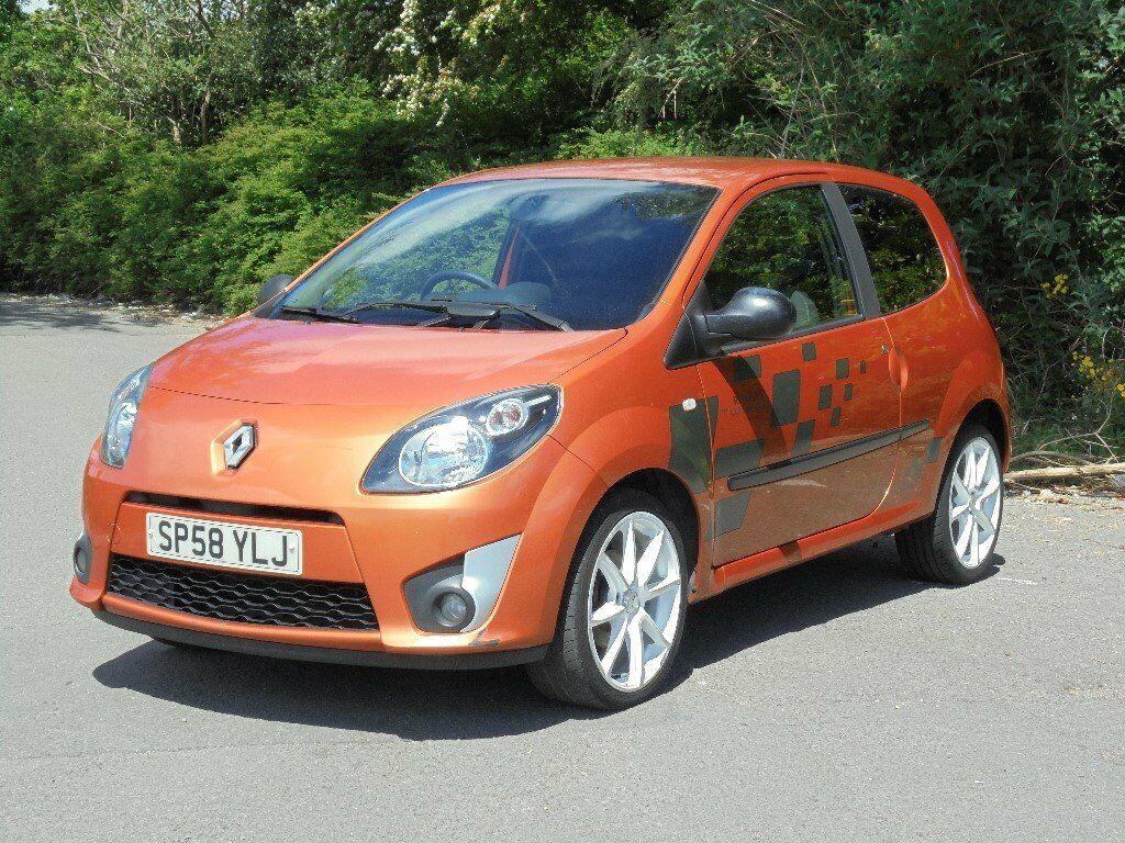 Renault Twingo 1.2 cheap tax cheap insurance IDEAL FIRST