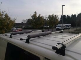 Vanguard Roof bars (set of 3)