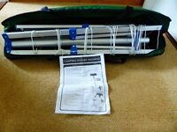 ROTARY CARAVAN CAMPING AIRER