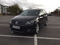 LHD Vw touran 2.0tdi 2011 5-7seater car