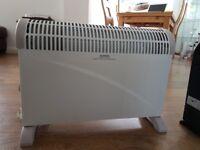 B&Q Convector Heater